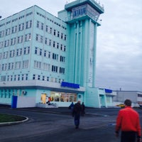 Photo prise au Bryansk International Airport (BZK) par Nika K. le10/30/2013