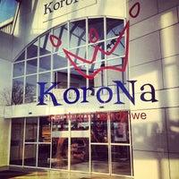 Photo taken at Korona by Apollinaria O. on 1/5/2014
