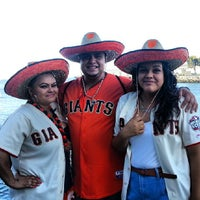Photo taken at Coors Light Deck by SFLOS P. on 9/8/2013