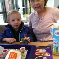 Photo taken at McDonald's by Dancho K. on 4/17/2014