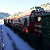Photo taken at Tren by Asım Harun Ö. on 4/8/2014
