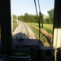 Photo taken at Tren by Asım Harun Ö. on 5/19/2014