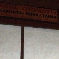 Photo taken at Anfa Oto Kaporta by Adem K. on 11/29/2013