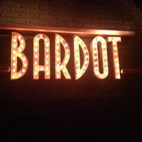 Das Foto wurde bei Bardot von Joaquin G. am 10/18/2013 aufgenommen