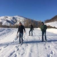 Photo taken at kaman dağı by Mesut B. on 2/22/2015