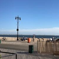Photo taken at Brighton Boardwalk E by Eddie F. on 10/7/2016