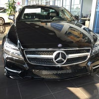 ... Photo Taken At Mercedes Benz Of Kansas City By Danny M. On 7/ ...