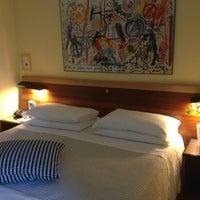 Photo taken at Art Hotel Milano by Bernatska I. on 7/28/2013