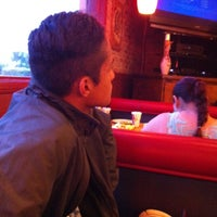 Photo taken at Shakey's Pizza Parlor by Carlos T. on 5/4/2014