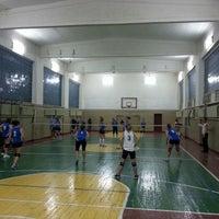 "Photo taken at Волейбольный Клуб ""КИЙ 97"" by Lyoka V. on 11/26/2013"