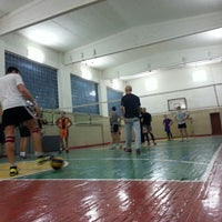 "Photo taken at Волейбольный Клуб ""КИЙ 97"" by Lyoka V. on 9/30/2014"