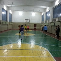 "Photo taken at Волейбольный Клуб ""КИЙ 97"" by Lyoka V. on 1/9/2014"