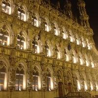 Photo taken at Leuven by Albert . on 4/16/2013
