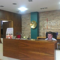Photo taken at IMPIQ Hotel by Samuell H. on 10/12/2013