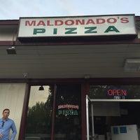 Photo taken at Maldonado's Pizzeria by Shane G. on 5/5/2016