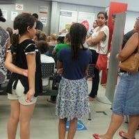 Photo taken at Santander Fazendinha by Adriano S. on 12/8/2014
