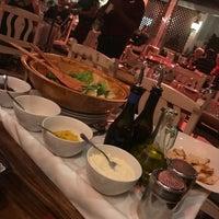 Photo taken at Romeo y Julieta Restaurant by Azul V. on 6/16/2017