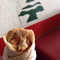 Photo taken at Amir al Shawarma by Luis F. on 10/25/2013