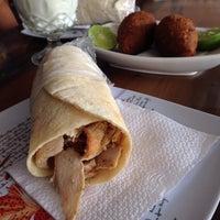 Photo taken at Malek al shawarma by Luis F. on 11/4/2013