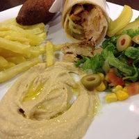 Photo taken at Arabito - Shawarma y Parrillada by Luis F. on 11/2/2013
