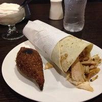 Photo taken at Arabito - Shawarma y Parrillada by Luis F. on 11/17/2013