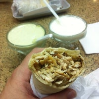 Photo taken at Shawarma Lamb & Chicken by Luis F. on 10/24/2013