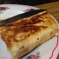Photo taken at Shawarma Jerusalen by Luis F. on 12/11/2013
