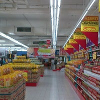 Photo taken at Hypermart by Andri B. on 9/21/2013