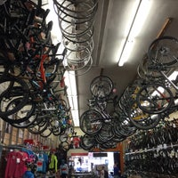 Photo taken at Helen's Cycles by Paul W. on 9/4/2016