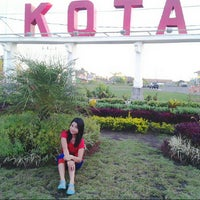 Photo taken at Kota kapuas by Nelin _. on 10/11/2013