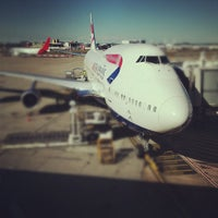 Photo taken at T1 International Terminal by Steven L. on 9/21/2012