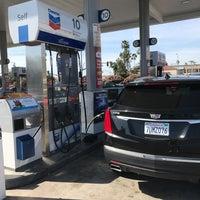 Photo taken at Chevron by Leo L. on 4/5/2017