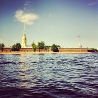 Photo taken at Neva River by Svyatoslav B. on 6/7/2013