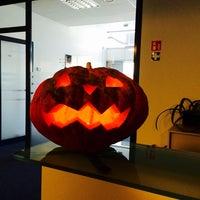 Photo taken at EIS Group Lietuva by Diana B. on 10/29/2014