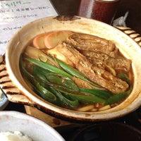 Photo taken at 高倉庵 by rzero3 on 2/11/2013