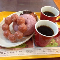 Photo taken at Mister Donut by rzero3 on 2/27/2013