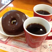 Photo taken at Mister Donut by rzero3 on 3/27/2013
