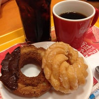 Photo taken at Mister Donut by rzero3 on 5/5/2013