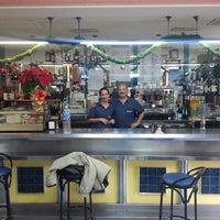 Photo taken at Cafeteria Vistalegre (aka Ernesto) by Agustín C. on 12/12/2013