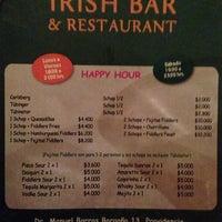 Foto tomada en Fiddlers Irish Bar por Jose N. el 6/27/2013