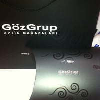 Photo taken at Gözgrup Optik by Gamze on 4/2/2014