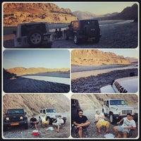 Photo taken at Wadi al Khoudh by DanZak on 11/28/2013
