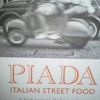 Photo taken at Piada Italian Street Food by Nicolle R. on 2/17/2013