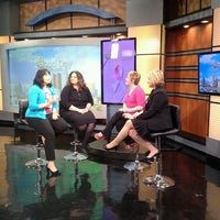 Photo taken at WSYX-TV 6 & WTTE-TV 28 by Nicolle R. on 4/22/2013
