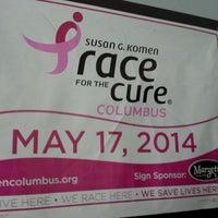 Photo taken at Susan G. Komen, Columbus Affiliate by Nicolle R. on 2/10/2014