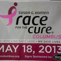 Photo taken at Susan G. Komen, Columbus Affiliate by Nicolle R. on 4/10/2013