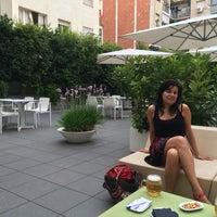 Foto tomada en Hotel Grums Barcelona por Ivan M. el 8/1/2014