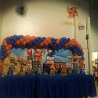 Photo taken at Buffet Cata-vento Kid by Jenny C. on 3/24/2013