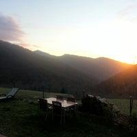 Photo taken at casa rural urruska by Marijoxe I. on 2/22/2014