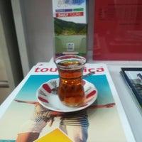 Photo taken at Gürgentur Seyahat Acentesi by E. . on 7/29/2018